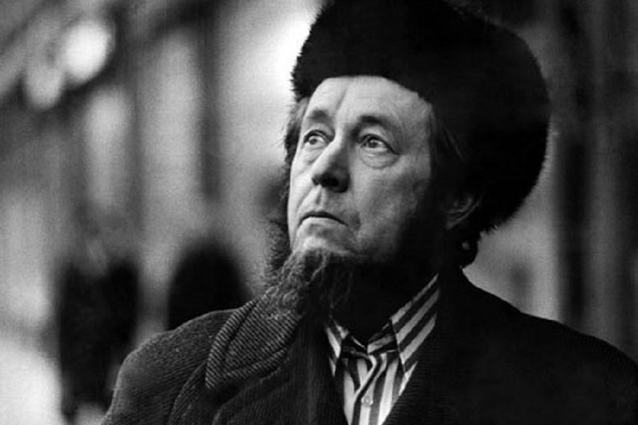 Солженицын – это писатель, к…