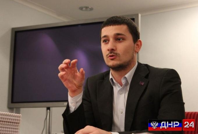 Украинская оппозиция посетила республики Донбасса
