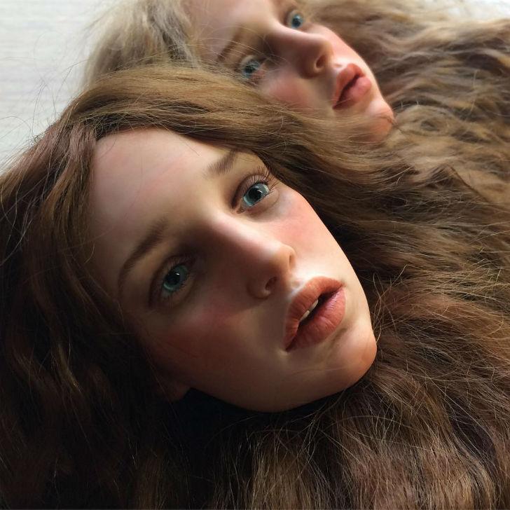 Реалистичные куклы от художника Михаила Зайкова