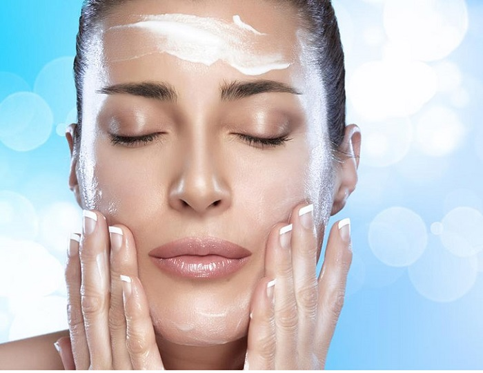 После применения крема Ф99 кожа становится нежной и упругой. / Фото: sep.yimg.com
