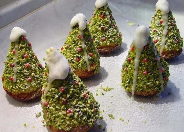 готовим новогодние сладости