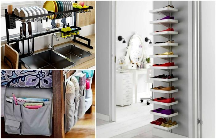 Лучшие системы хранения, которые необходимы каждому дому.