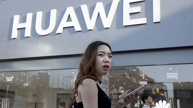 Америка отрезает Китай от технологий, Россия на очереди