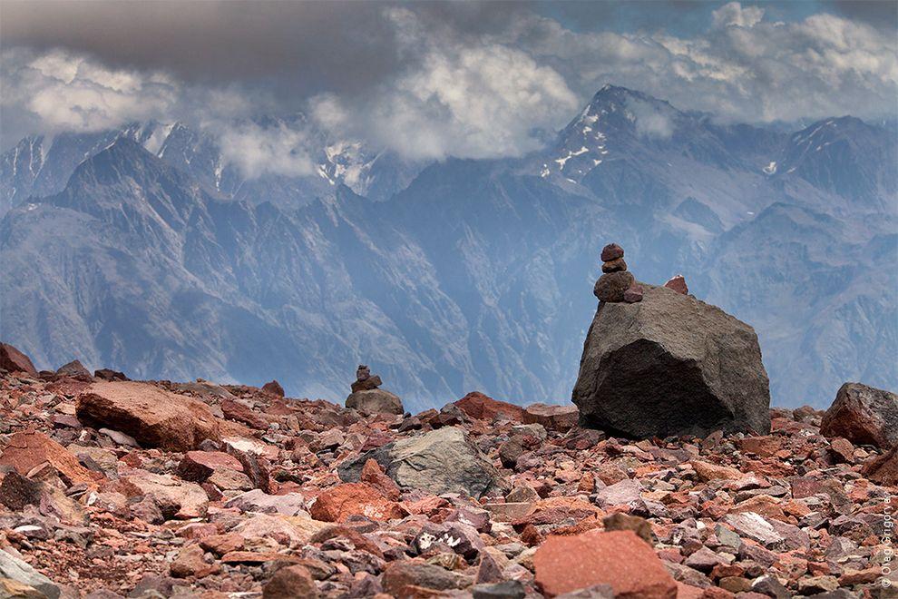 climbingkazbek30 Грузия. Восхождение на Казбек