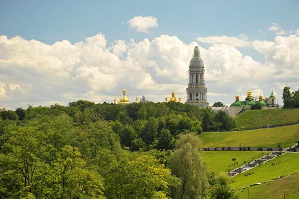 Киево-Печерская Лавра –  целый город православия. Часть 1
