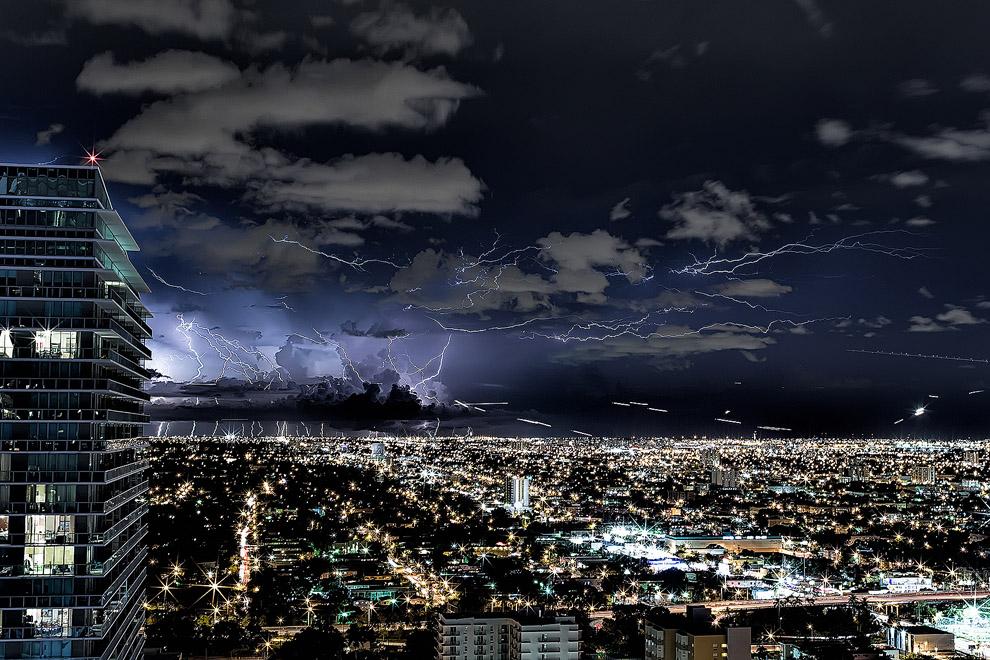 thunders11 Молнии над Майами