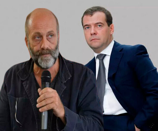 Баранов: Дмитрий Медведев за…