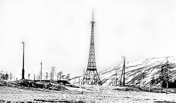 Любительский телецентр в Магадане начал трансляцию передач 61 год назад
