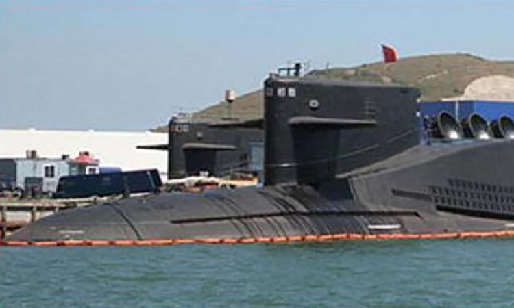 Китай грозит миру атомными подлодками