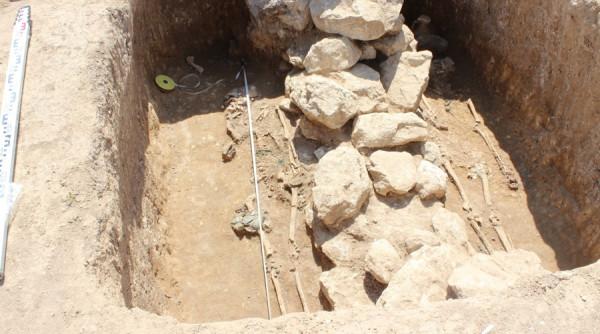 Крымские археологи нашли ски…