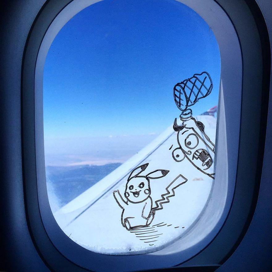 Нескучный полет