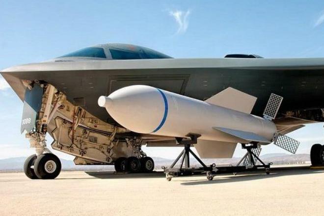 Новая секретная супербомба Пентагона
