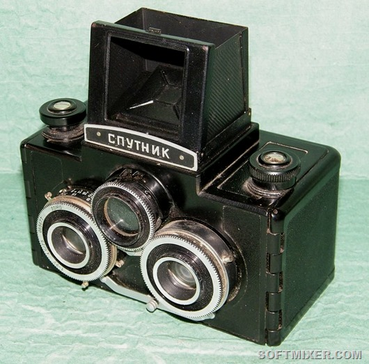 Советские фотоаппараты. История по годам