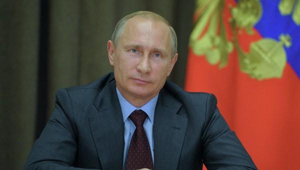 Путин проведет в Севастополе совещание с членами Совбеза РФ