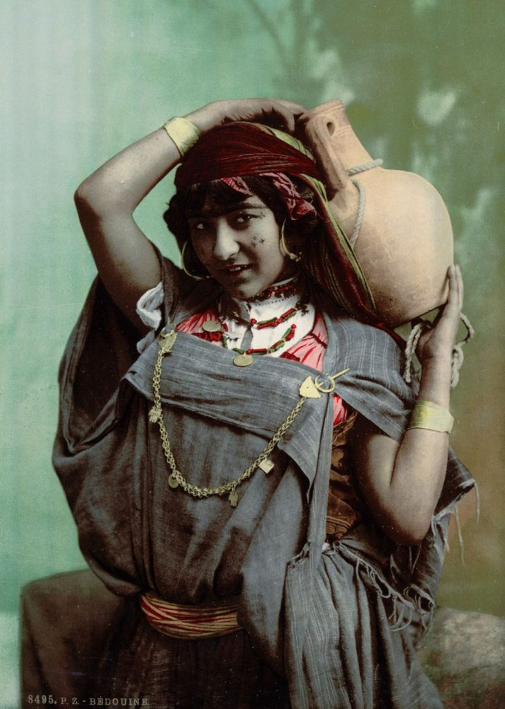 Тунис в колоритных фотографиях 19 века