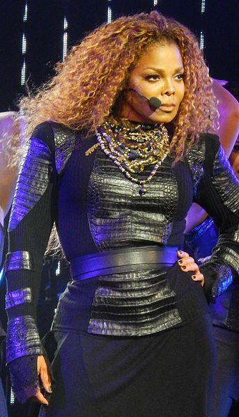 ЗАРУБЕЖКА. Janet Jackson