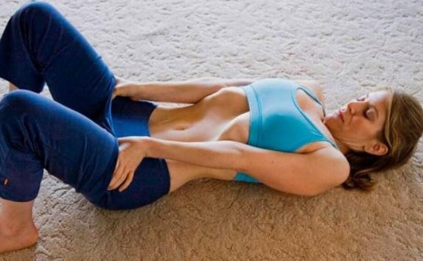 5 упражнений, которые очень быстро подтянут живот