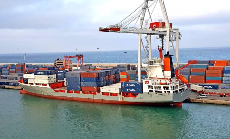 Китайцы выбрали Калининград: «Новый Шелковый путь» миновал порты прибалтов