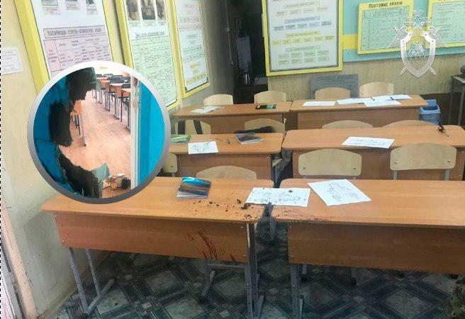 СК опубликовал фото страшных последствий после осмотра колледжа в Керчи
