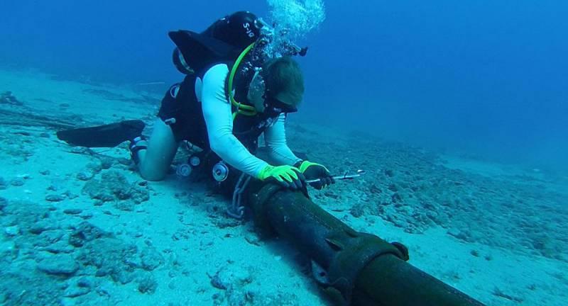 ФСБ под водой. Русские «волч…