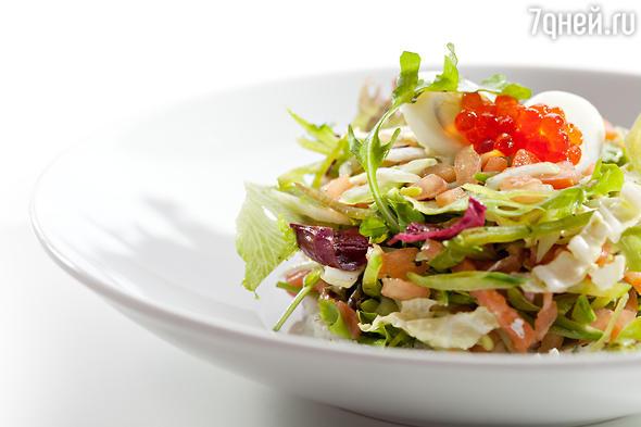 Салаты с авокадо рецепты от юлии высоцкой