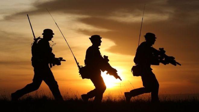 Армии Британии нечем воевать с Россией