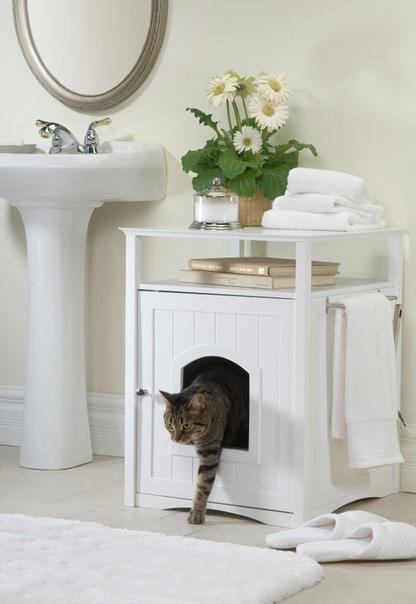 Домики для животных – часть интерьера городской квартиры