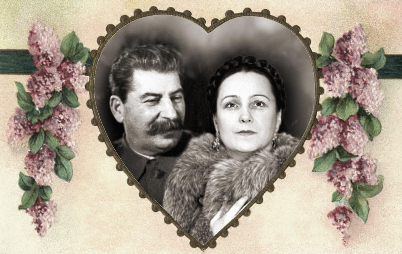 """""""Музы"""" и жёны Сталина. Почему оперную певицу записали в любовницы вождя?"""