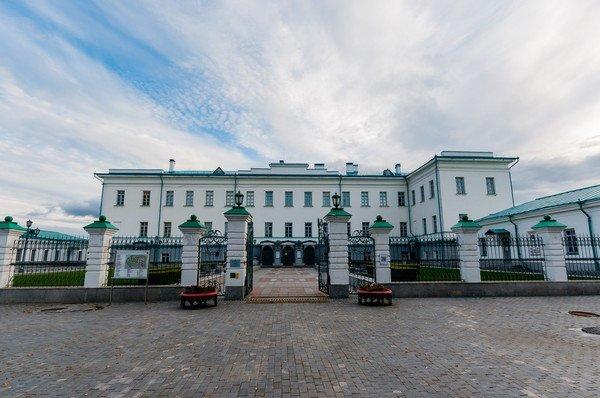 Тобольск. Дворец наместника (52 фото + 1 видео)