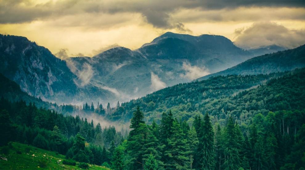 Сказочная Румыния в фотографиях