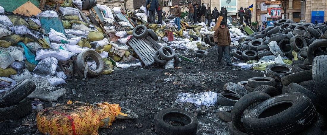 Голос из Киева: Мы напросились, и Россия перешла к удушению Украины. Шансов у нас нет