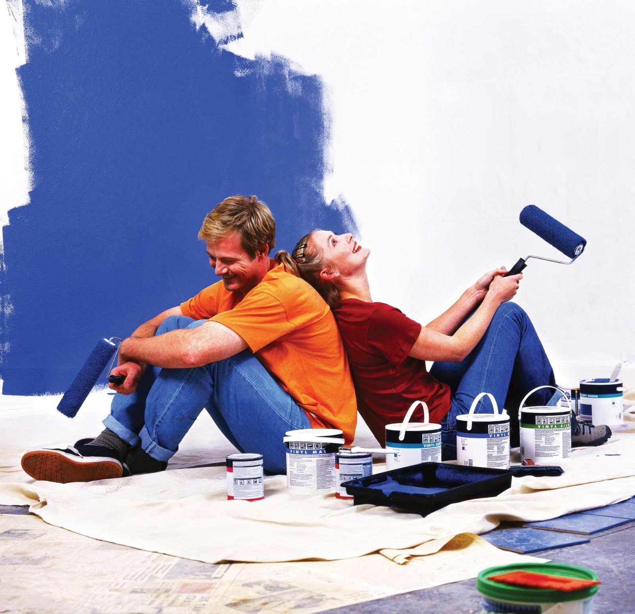 Боитесь и дрожите от того, что требуется ремонт квартиры? Расслабьтесь