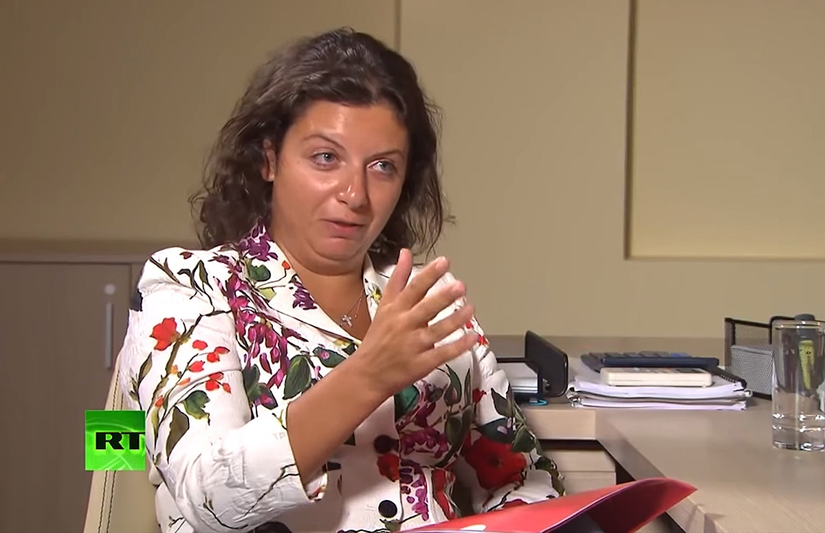 «Вы интервью смотрели вообще?»: Симоньян резко ответила на вопросы коллег