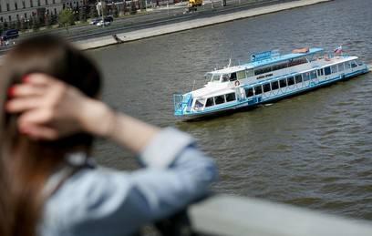 В Москве планируют запустить речные трамвайчики