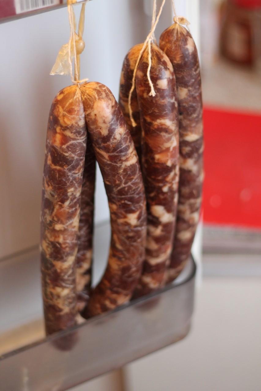 Как сделать ливерную колбасу