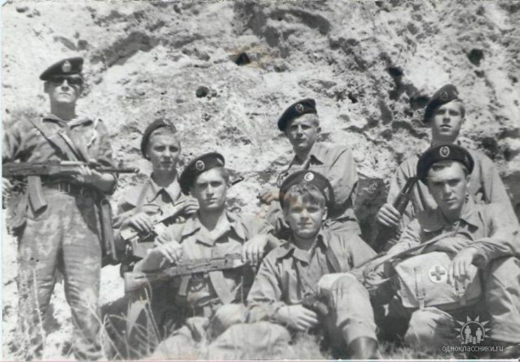 40 лет назад морская пехота СССР взяла столицу Сомали