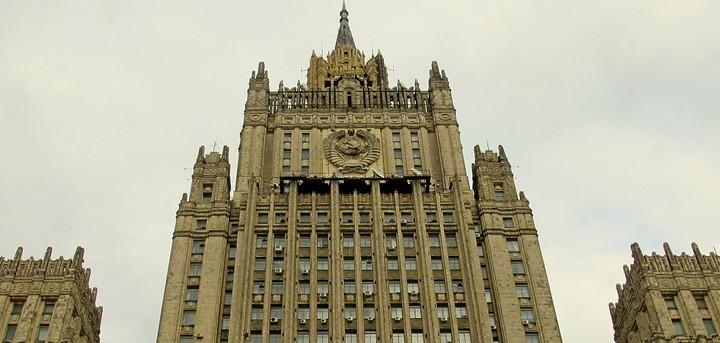 Россия ждет от Украины мер по обеспечению доставки гуманитарной помощи в восточные регионы