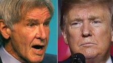 Harrison Ford Swipes Trump Administration Over Climate Change