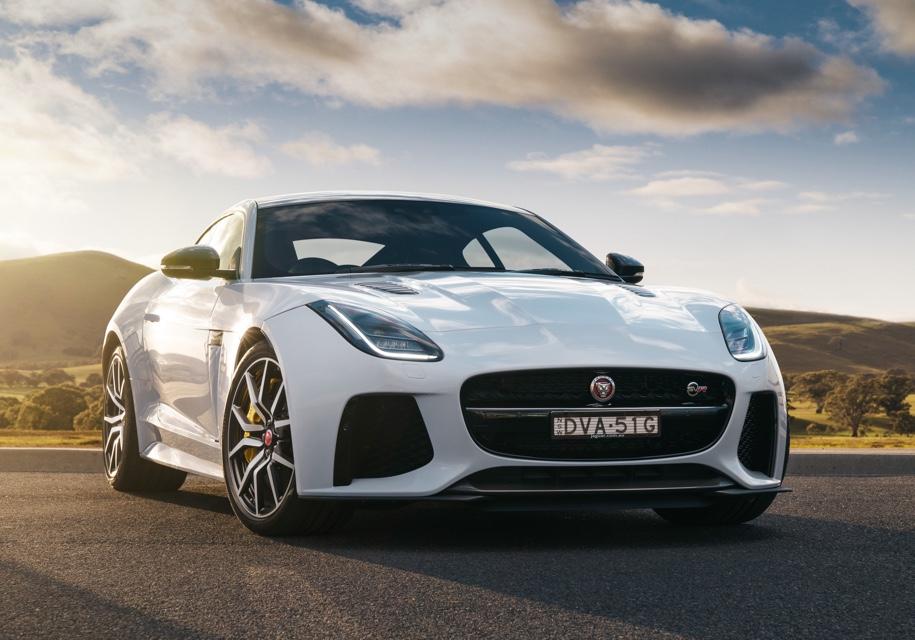 Jaguar придумал название для нового спорткара