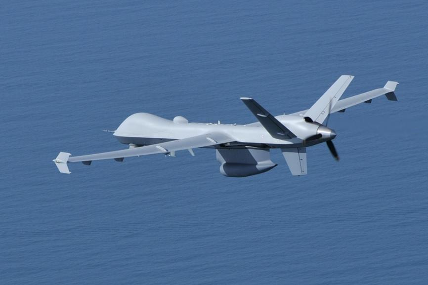 Американский БЛА MQ-9 Reaper впервые принял участие в противолодочных учениях