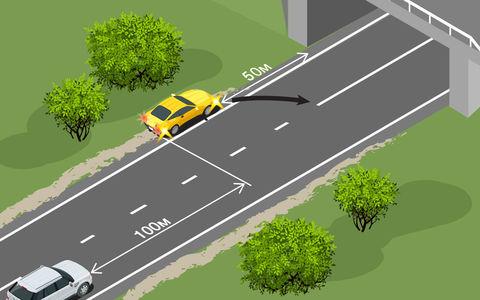 Что, если не уступить нарушителю? Школа опытных водителей