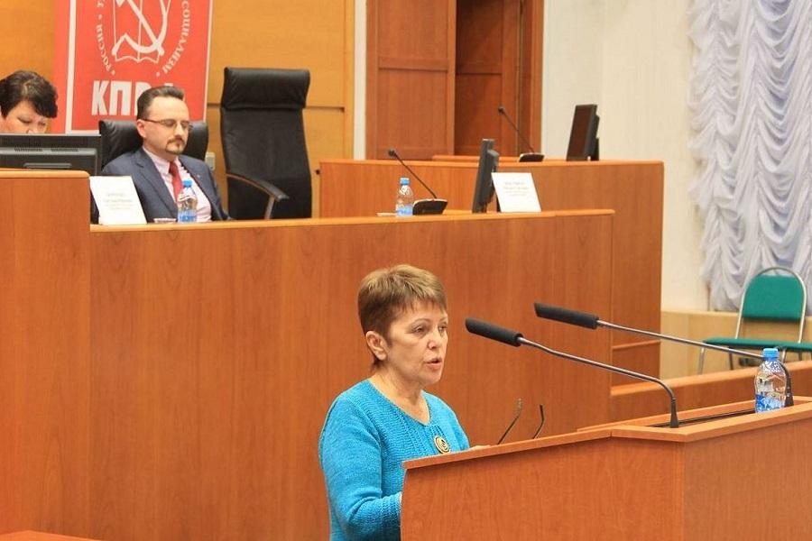 Племянница Чапаева в Самаре защитила память создателей СССР