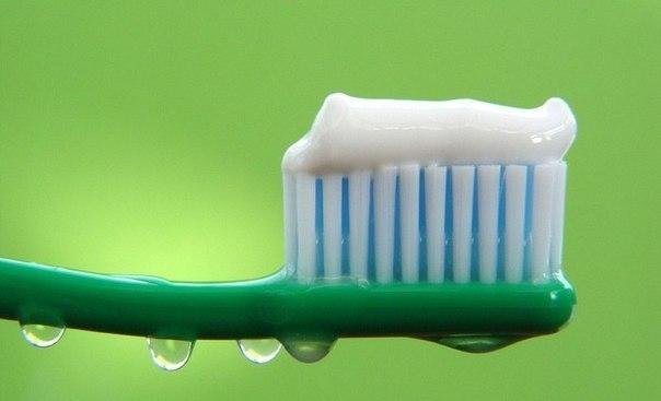 Необычные свойства зубной пасты