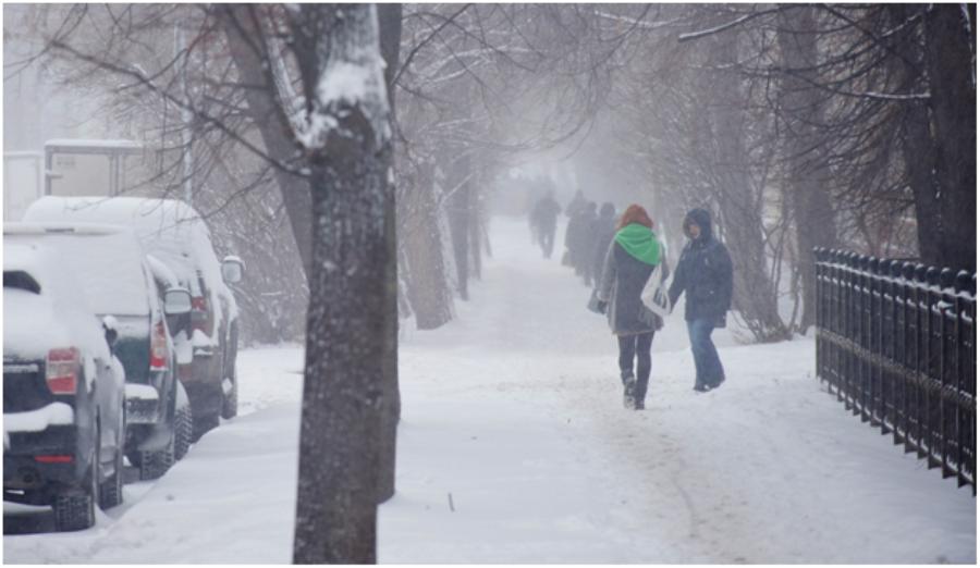 Снежный Армагедон