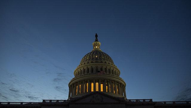 Конгресс США одобрил законопроект о санкциях в адрес союзников Сирии