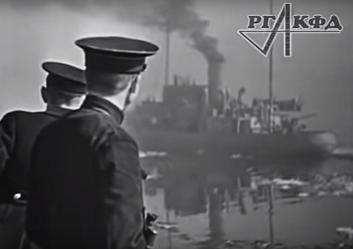 Ладога. 1942