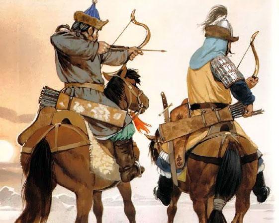 Из этнической истории турок