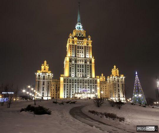 Из старенького про декабрь (два снимка).