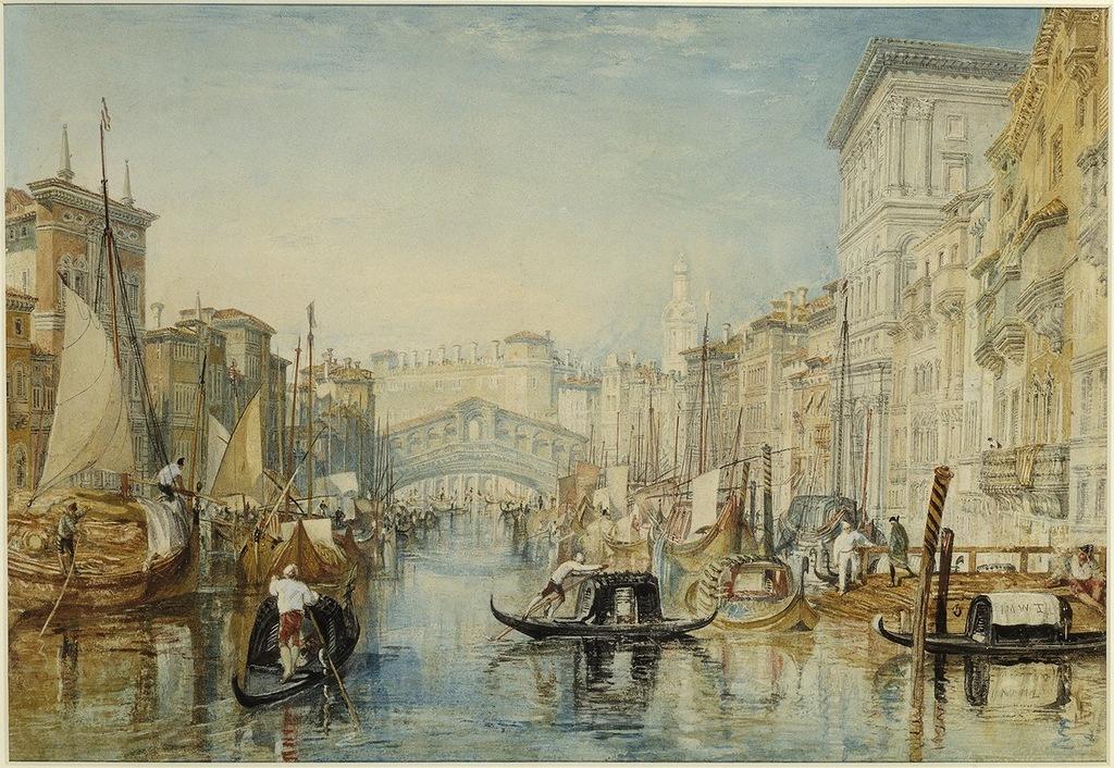 Venice, The Rialto, 1821-23.jpg