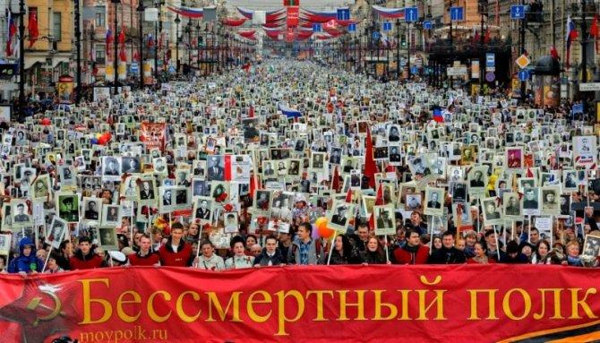 «NEWSru» дал старт кампании против Георгиевских ленточек